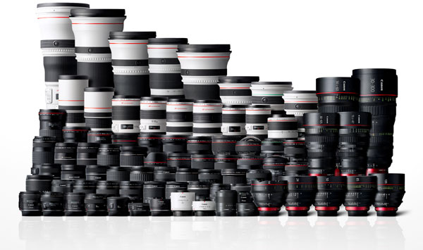 Canon Camera Lens Buyer's Guide
